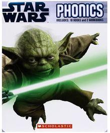 Scholastic Book Star Wars Phonics English - Set of 10