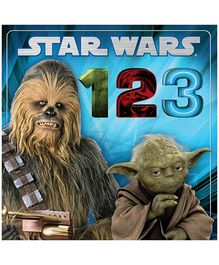 Scholastic Book Star Wars 123 - English