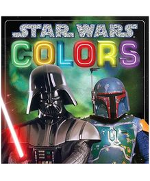 Scholastic Book Star Wars Colors - English