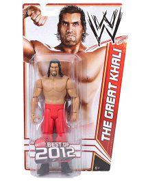 WWE Figure Assortment The Great Khali - Height 16 cm