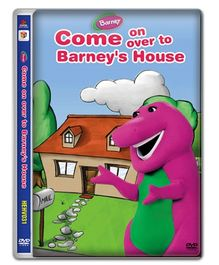 Hit Entertainment Barney Come On Over DVD - English