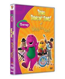 Hit Entertainment Barney Dino Dancing Tunes DVD - English