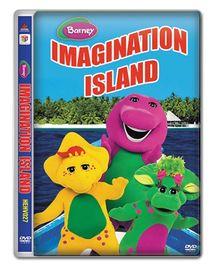 Hit Entertainment Barneys Imagination Land DVD - English