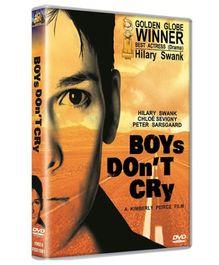 20th Century Fox Boys Dont Cry DVD - English