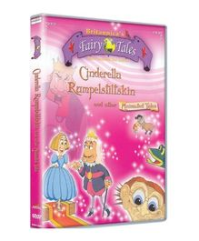 Excel Home Ent Cinderella Rumpelstilskin DVD - English