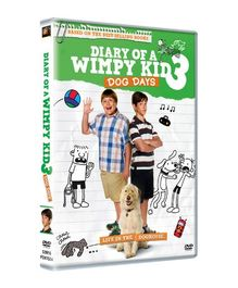 20th Century Fox Diary Of A Wimpy Kids Dogs Days DVD - English