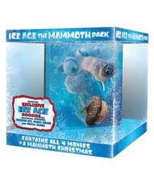 20th Century Fox Ice Age Complete Boxset DVD - English