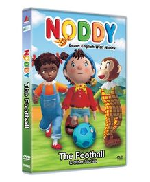 Classic Media Noddy The Football And Other Stories DVD - English