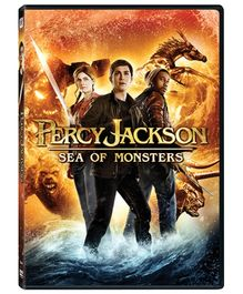 20th Century Fox Percy Jackson Sea Of Monsters DVD - English