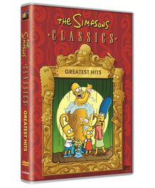 20th Century Fox The Simpsons Greatest Hits DVD - English