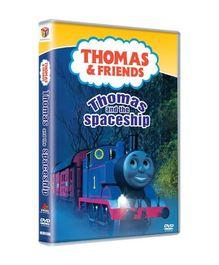 Hit Entertainment Thomas And The Spaceship DVD - English