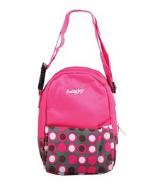 Tollyjoy Double Bottle Bag - Pink