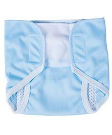 Tollyjoy Newborn Cloth Diaper - Blue