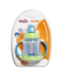 Tollyjoy Feeding Bottle with Spoon  - 5 oz