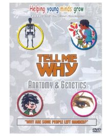Excel Home Ent DVD Tell Me Why Anatomy And Genetics - English