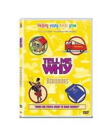 Excel Home Ent DVD Tell Me Why Beginnings - English
