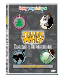 Excel Home Ent DVD Tell Me Why Customes And Superstitions - English