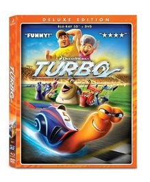 Dreamworks DVD Turbo - English