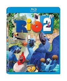 20th Century Fox DVD Rio 2 - English