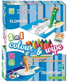 Ekta Color And Wipe Kit - Transport
