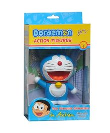 Grv Action Figurine Toy - Laughing Doraemon