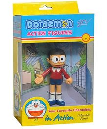 Grv Action Figurine Toy - Standing Nobita