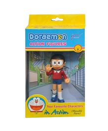 Grv Action Figurine Toy - Nobita Hi
