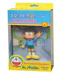 Grv Action Figurine Toy - Suneo