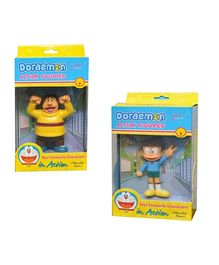Grv Action Figurines Toy - Suneo And Gian