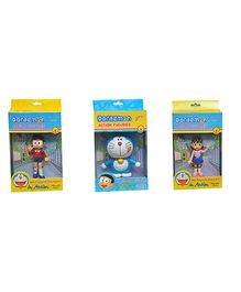 Grv Action Figurines Toy 3 - Nobita Hi Shizuka And Standing