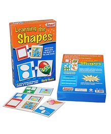 Smart Toy Puzzle Learning The Shapes - 21 Set of Two Piece