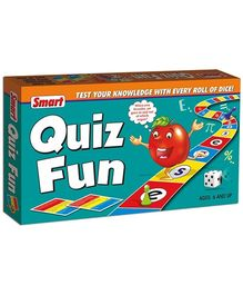 Smart Toy Quiz Fun Board Game