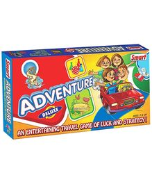 Smart Toy Travel Game Adventure