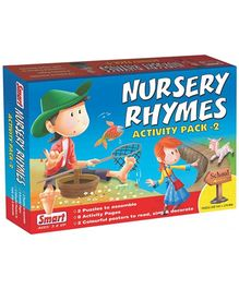 Smart Toy Puzzle Nursery Rhymes Pack 2 - 12 Pieces
