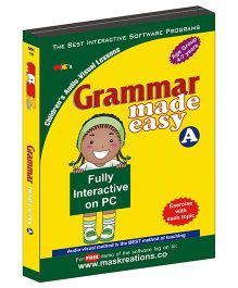 MAS Kreations Grammar Made Easy-A - English