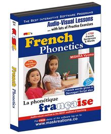 MAS Kreations French Phonetics - French