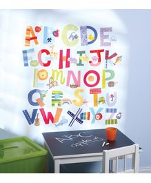 Wallies Wall Play Collection - Alphabet Fun