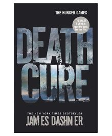 Maze Runner 3 The Death Cure by James Dashner - English