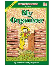 Infotech Resources CD My Organizer - English