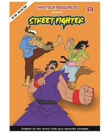 Infotech Resources Street Fighter CD-ROM - English