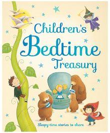 Parragon Book Childrens Bedtime Treasury - English