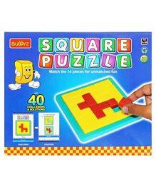 Buddyz - Square Puzzle