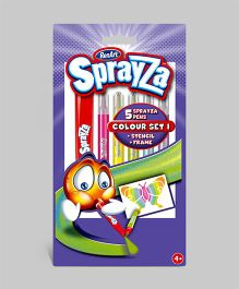 Sprayza Color Set 1