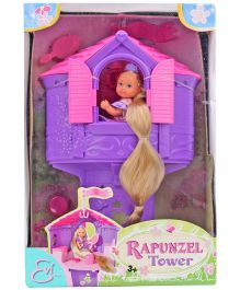 Simba El Rapunzel Tower - Purple