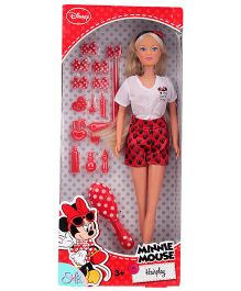 Steffi Love Minnie Mouse Hairplay - Height 30 cm