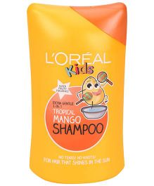 L'Oreal Kids Extra Gentle 2 in 1 Tropical Mango Shampoo - 250 ml
