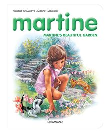 Dreamland Book Martine Beautifies Her Garden - English