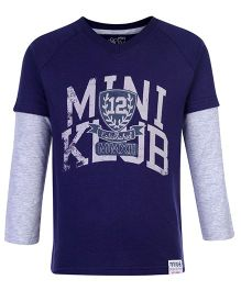 FS Mini Klub Doctor Sleeve T-Shirt - Printed