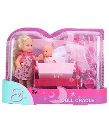 Evi Love Doll Cradle
