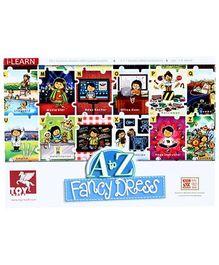 Toy Kraft A To Z Fancy Dress Puzzle